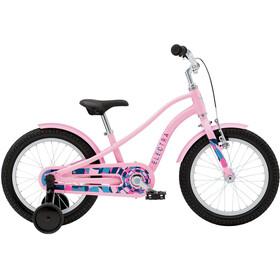 """Electra Sprocket 1 Børnecykel 16"""" pink"""